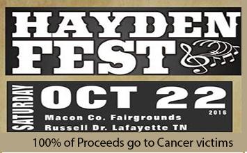 Hayden Fest