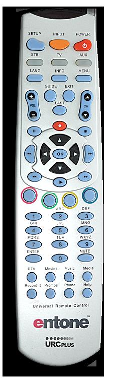 Program TV Remote - NCTC