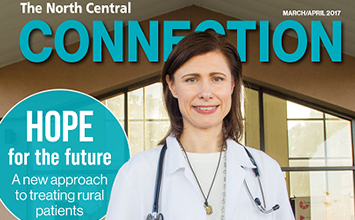 NORTH CENTRAL CONNECTION March/April 2017