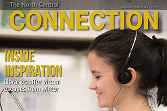 North Central Connection Jan/Feb