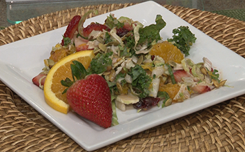 Super Crunchy Salad