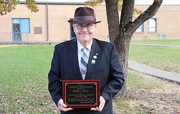 2018 Community Service Award