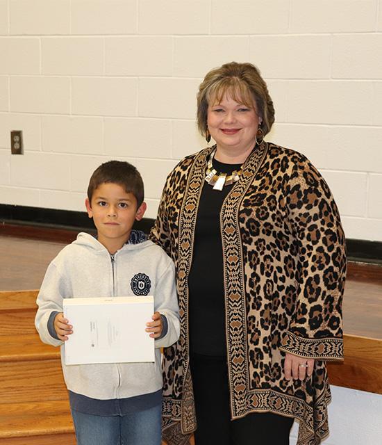 Eli Barrera, iPad winner