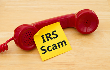Watch out for IRS Scams
