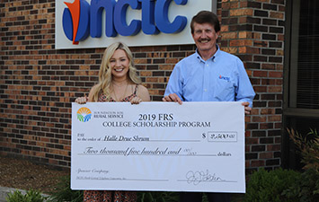 FRS Scholarship Winner