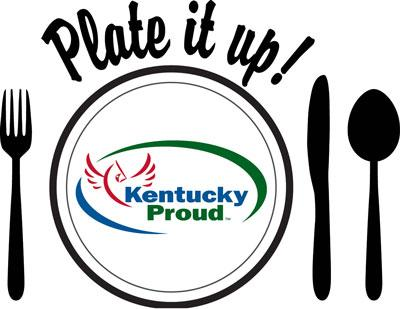 Plate it up! Kentucky Proud