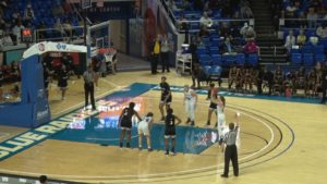 girls' state basketball tournament