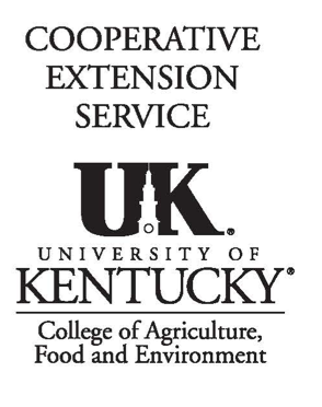 Cooperative Extension Service. University of Kentucky College of Agriculture, Food and Environment.