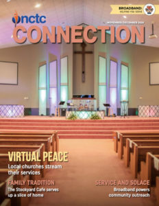 NCTC Connection November / December 2020 Cover